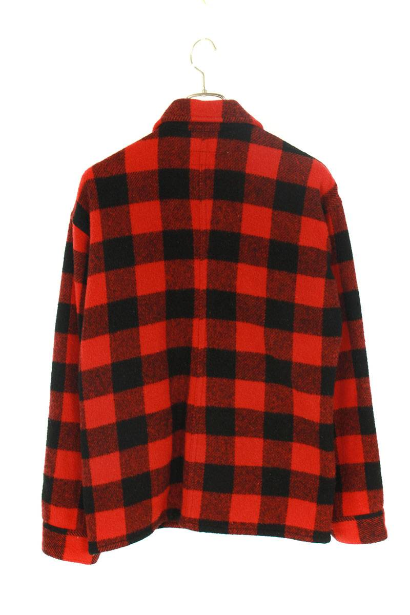 バッファローシャツジャケット