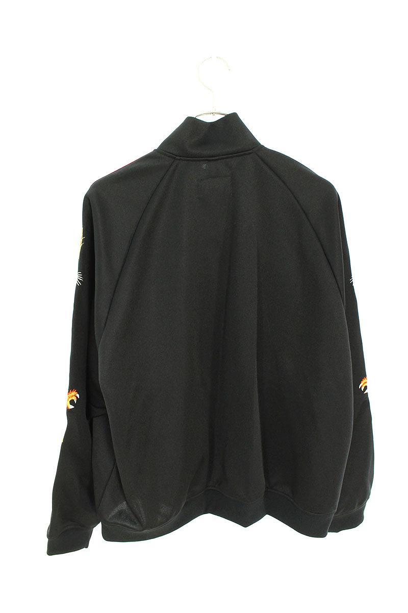 ジップアップトラックジャケット