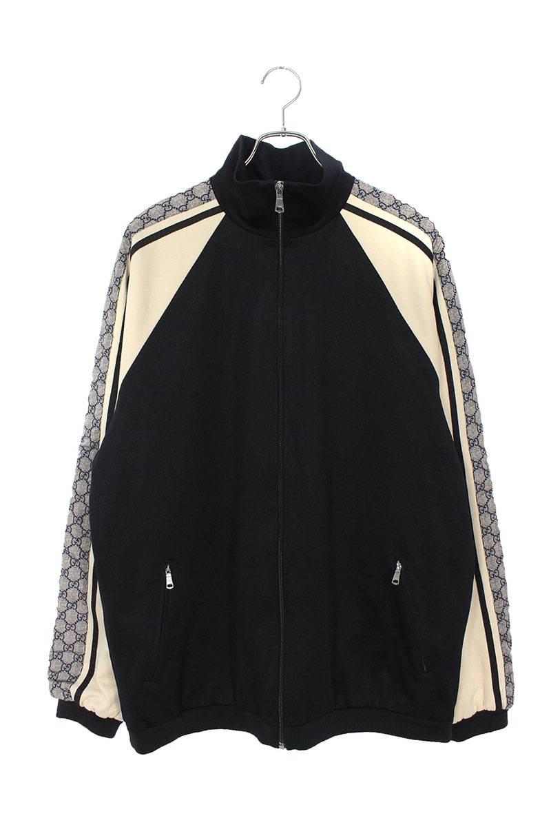 オーバーサイズテクニカルジャージージャケット