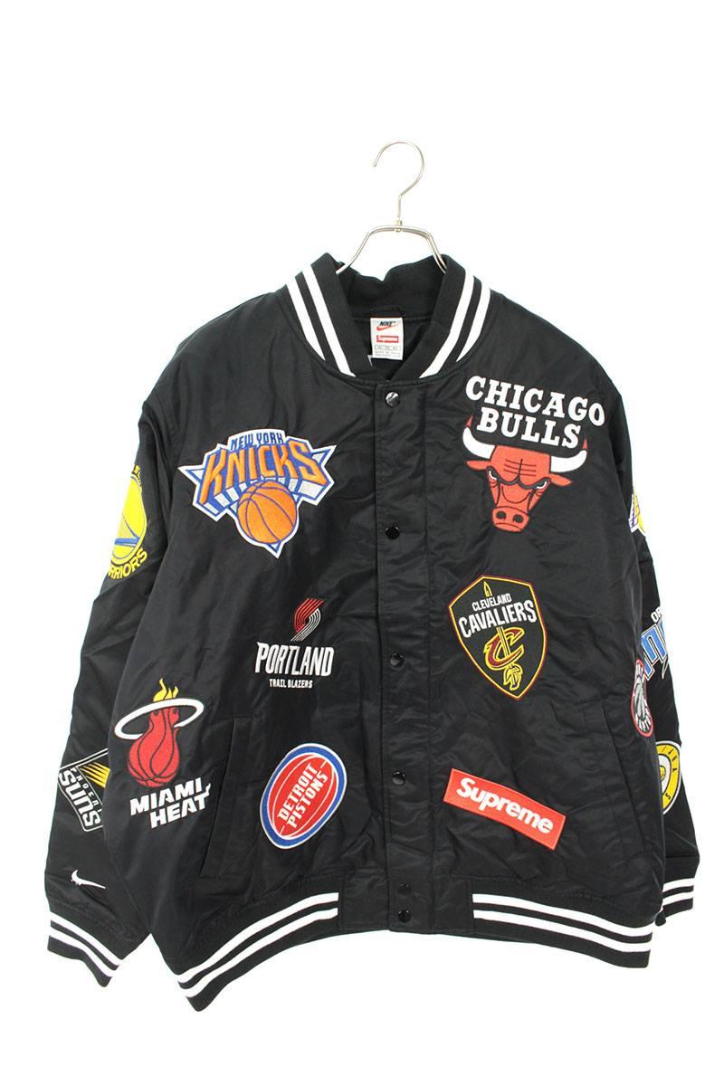 NBAチームウォームアップジャケット