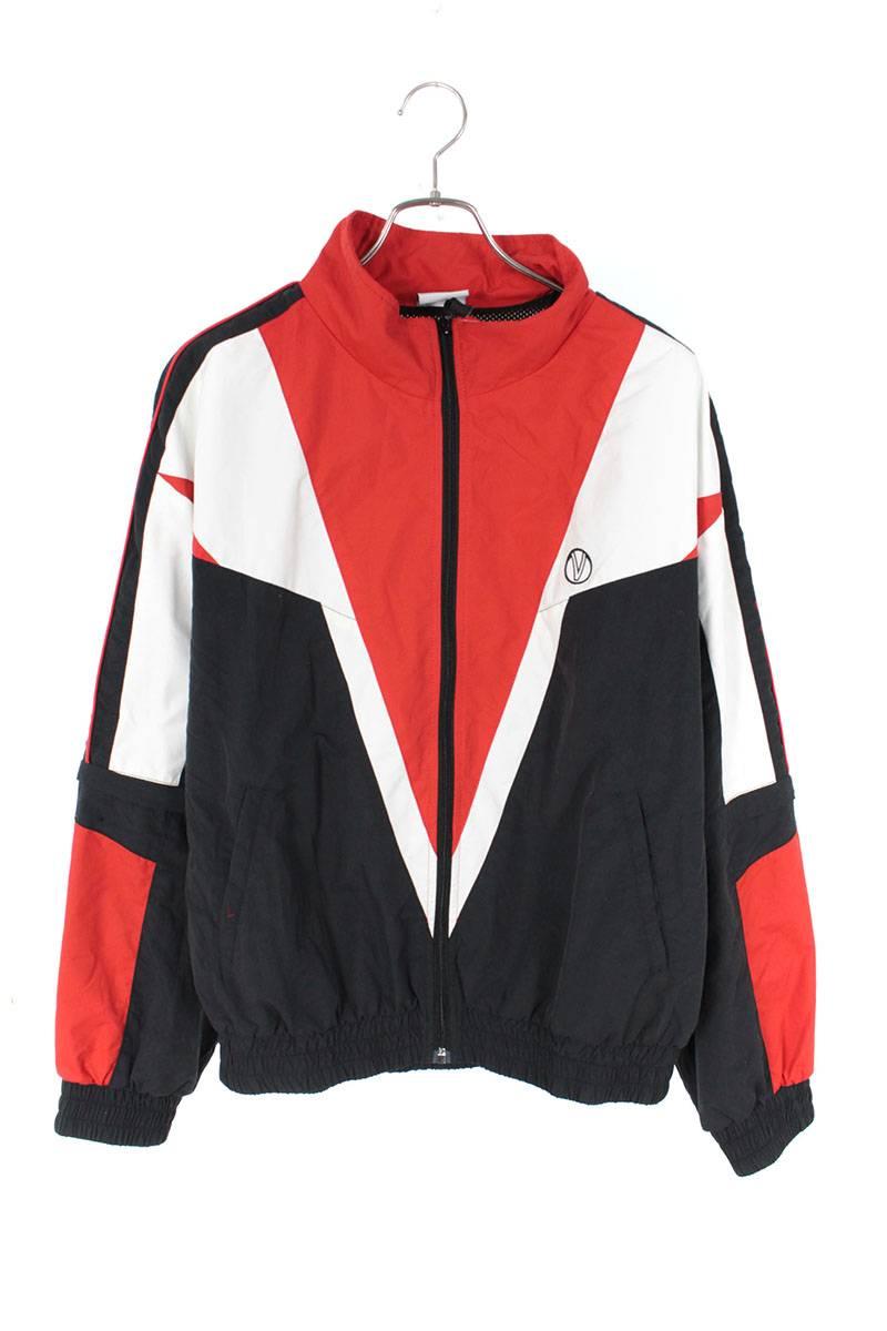 刺繍デザイントラックジャケット