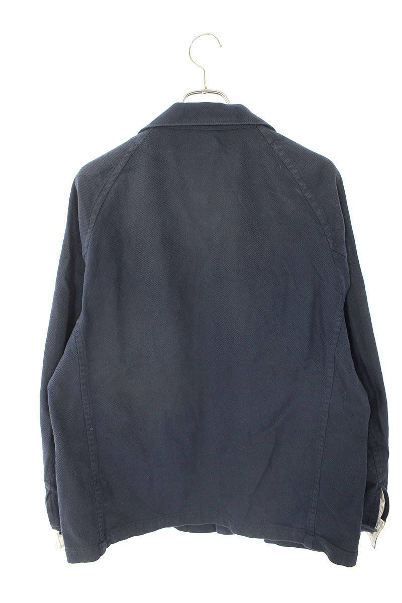 切替カバーオールジャケット