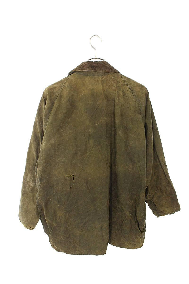 3ワラントオイルドジャケット