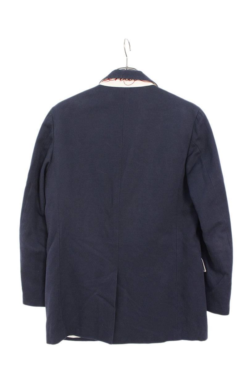 襟裏カオス刺繍ジャケット