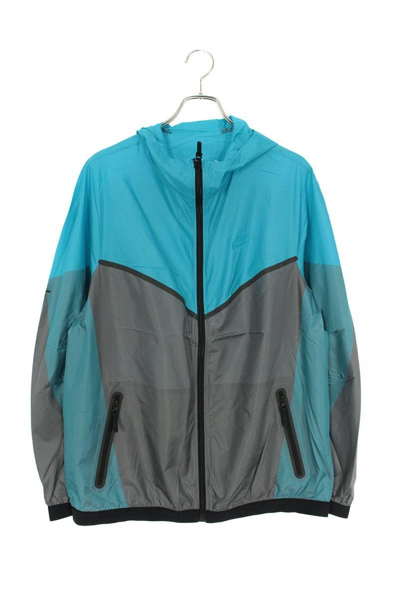 ウィンドランナーフーデッドジャケット