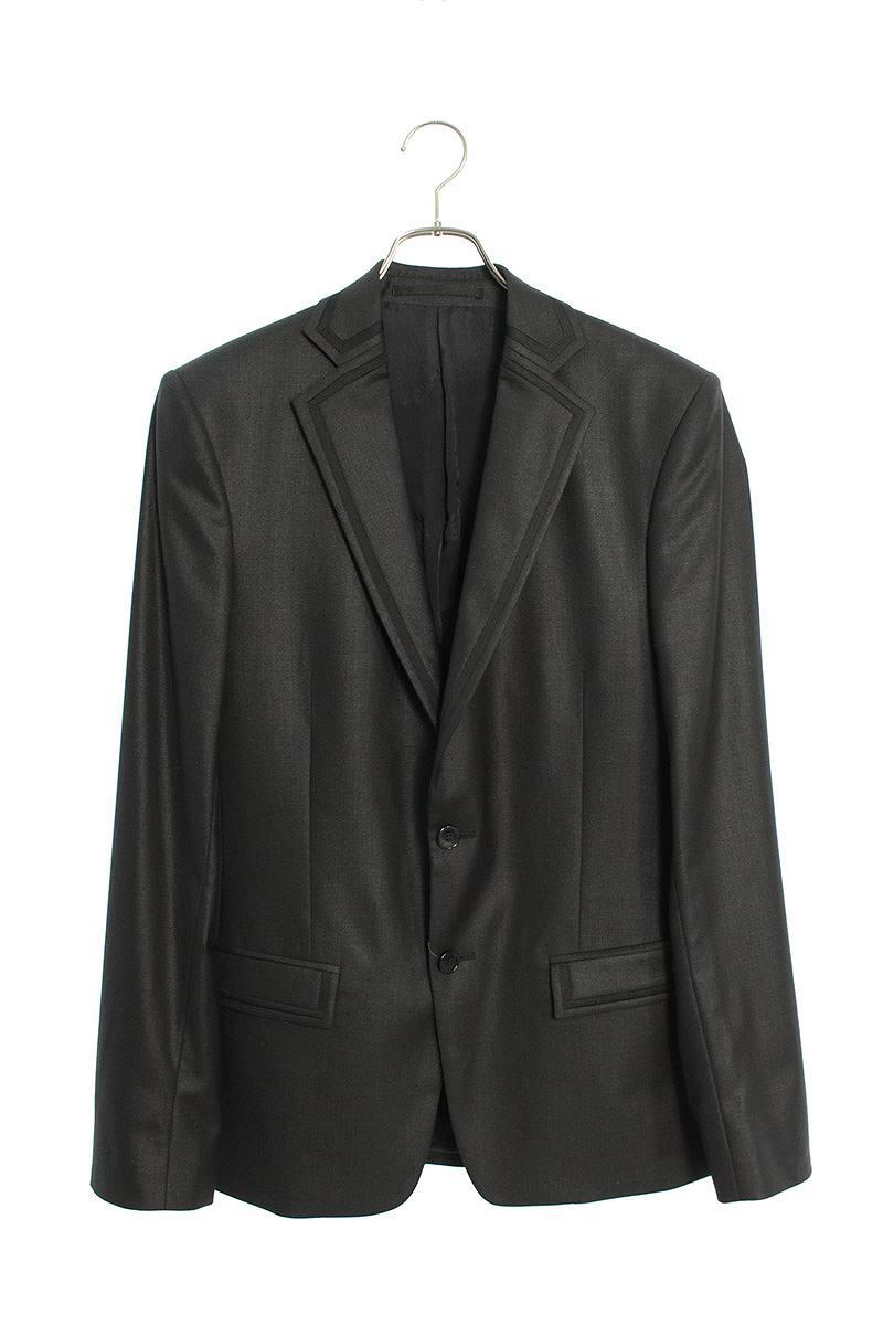 ラインデザインテーラードジャケット