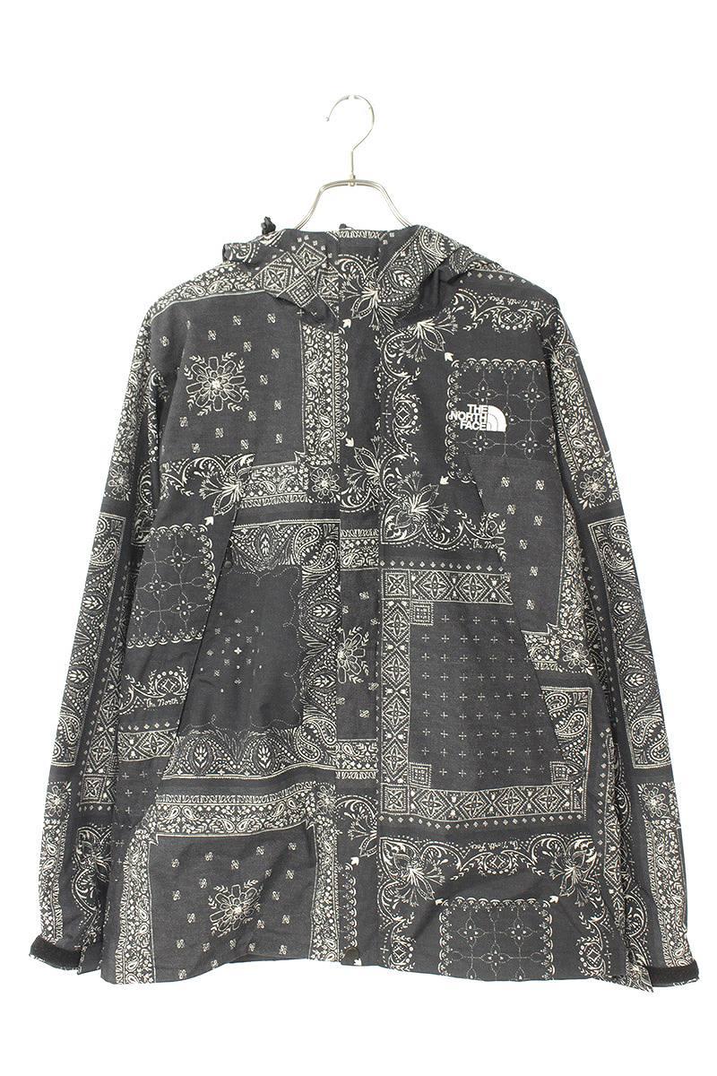 ペイズリー柄ノベルティスクープジャケット