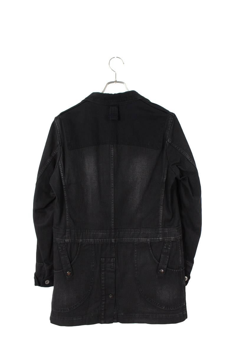 AD2013デニムカバーオールジャケット