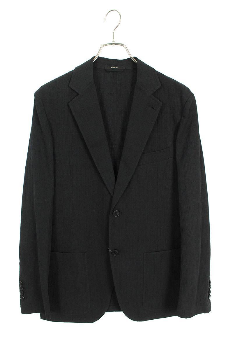 エンボス加工テーラードジャケット