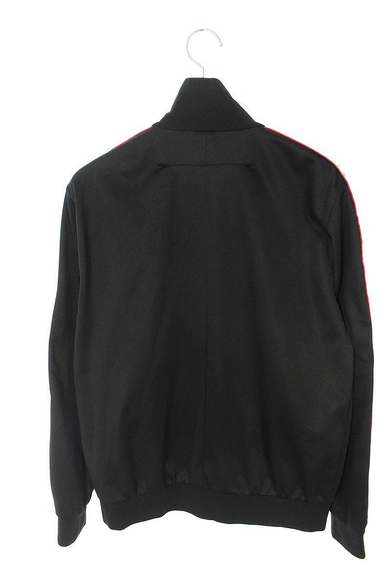ロゴラインスリーブジャケット