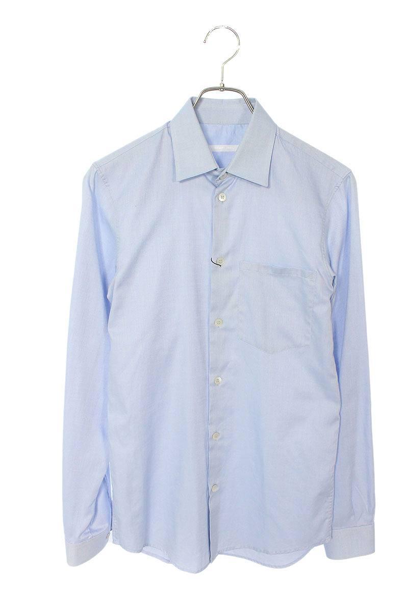 プレーンドレス長袖シャツ