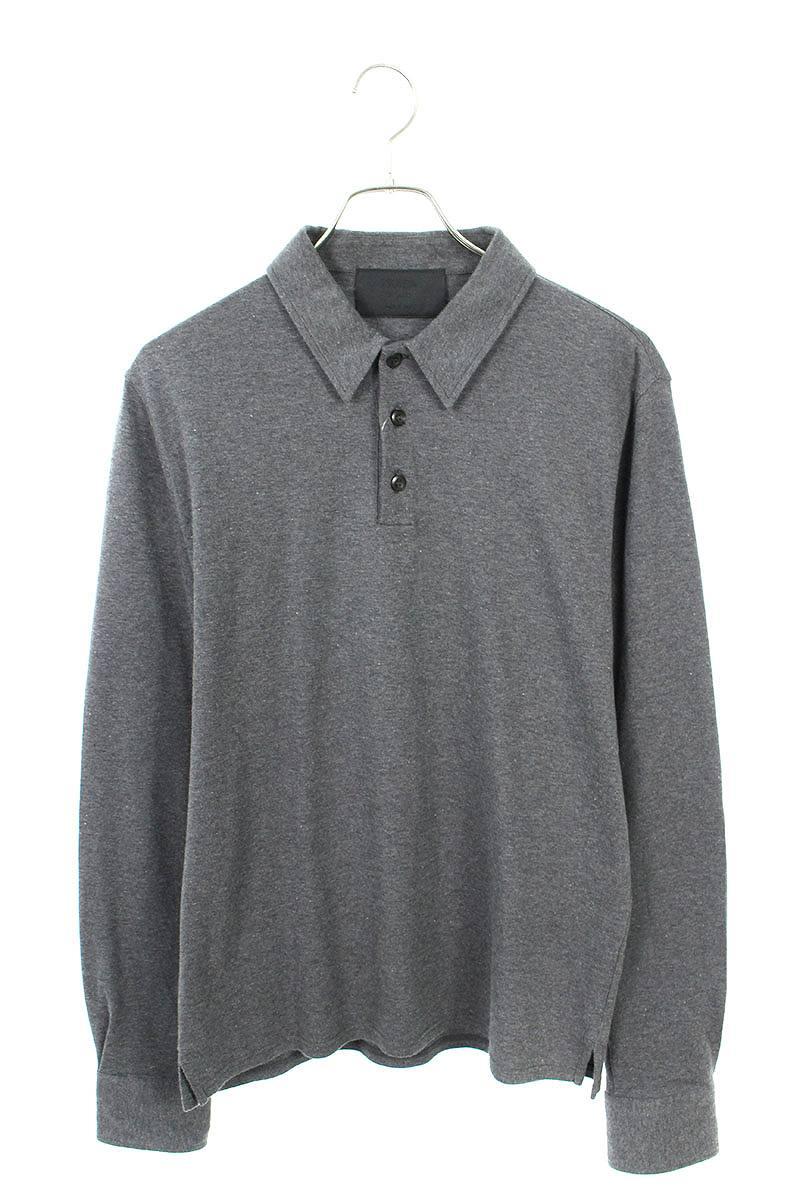 ロングスリーブポロシャツ