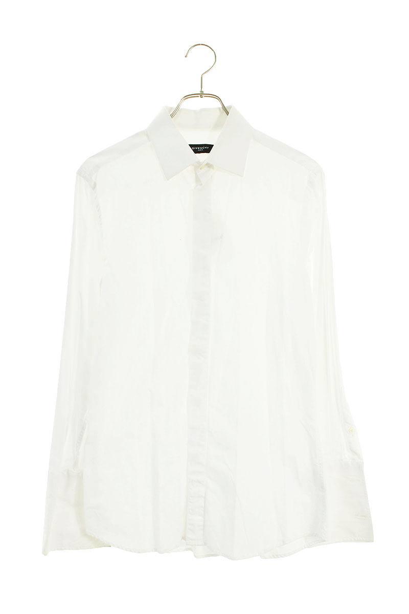 プレーンドレスシャツ