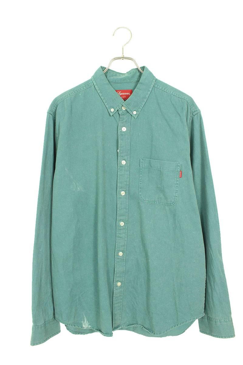 プレーンワーク長袖シャツ