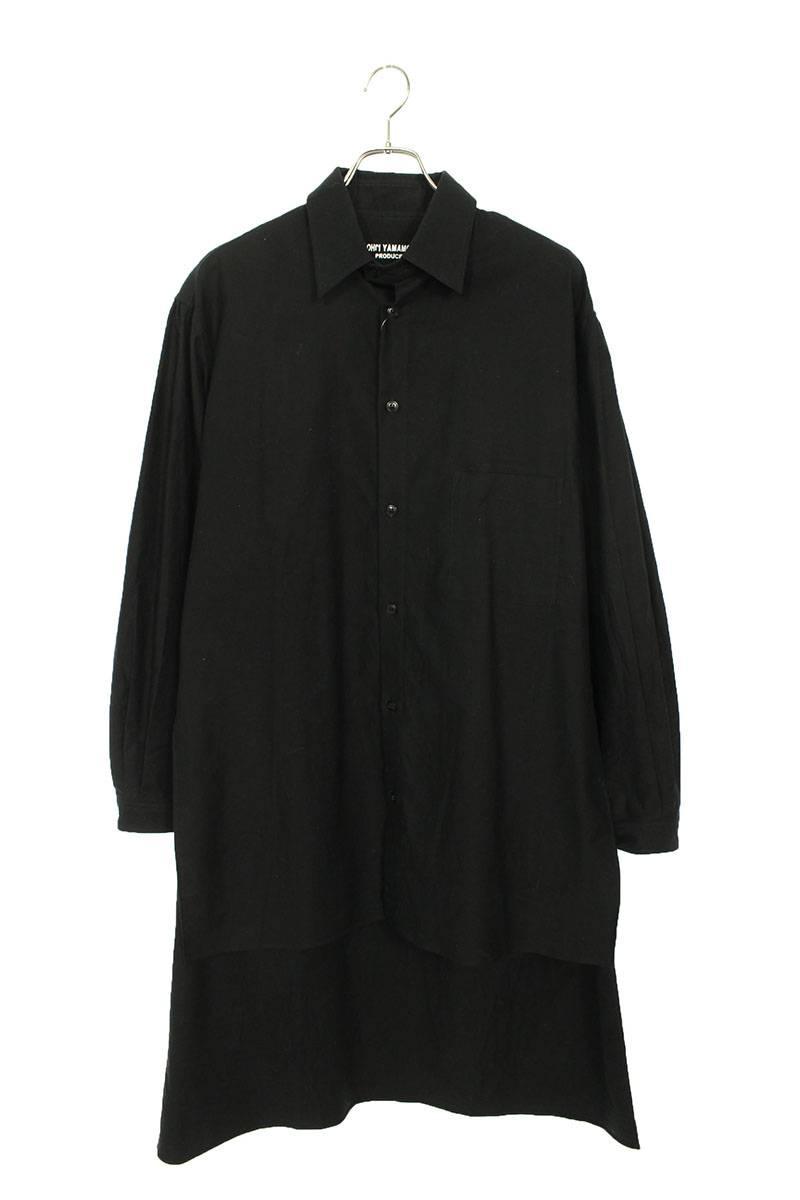 スタッフロゴ長袖シャツ