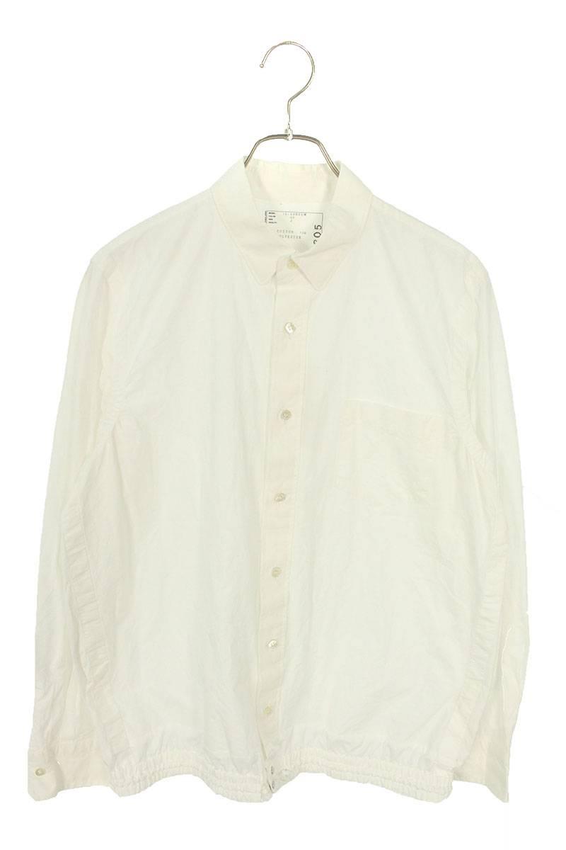ドローコード プレーン長袖シャツ