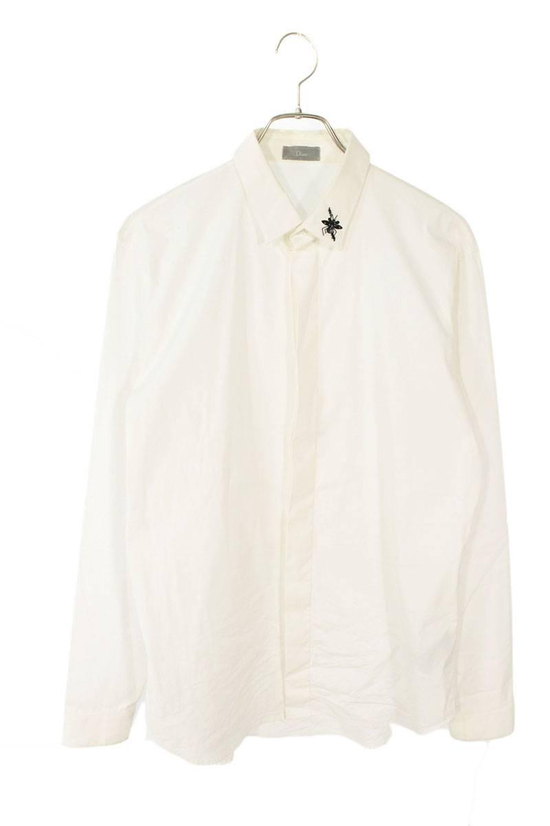 Beeビジュードレス長袖シャツ