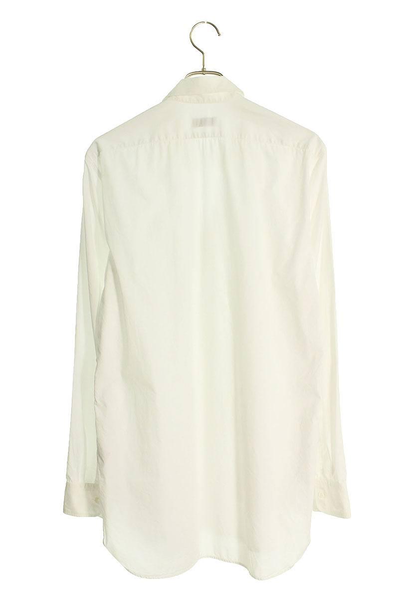 レイヤード長袖シャツ