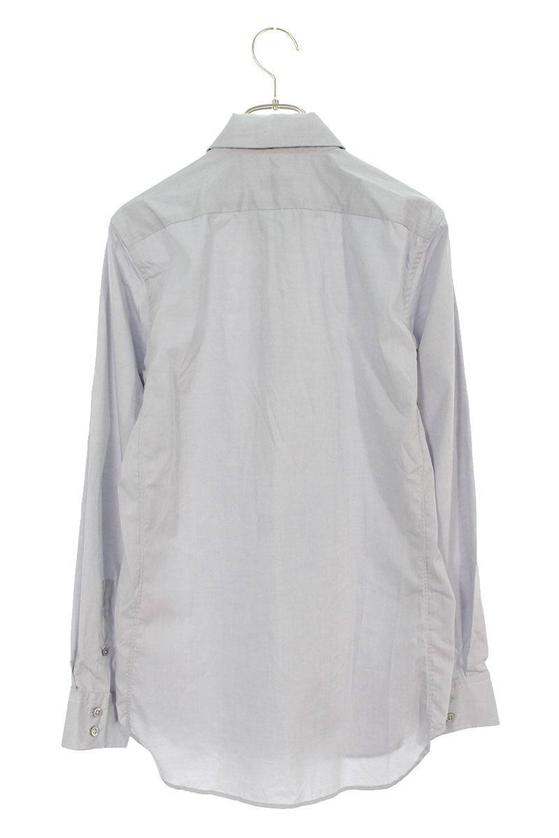 コットン長袖シャツ
