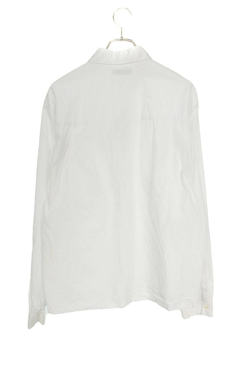 PVCポケット長袖シャツ