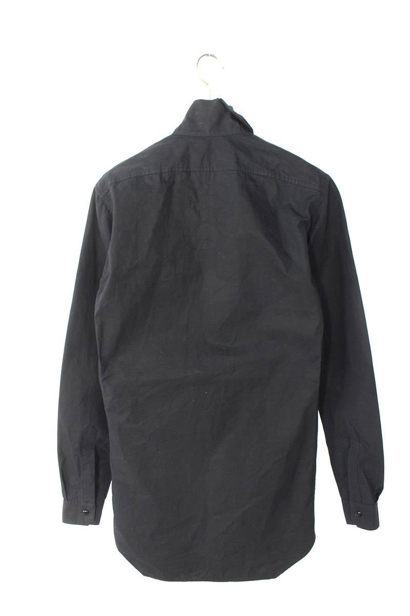 ハイネックロング長袖シャツ
