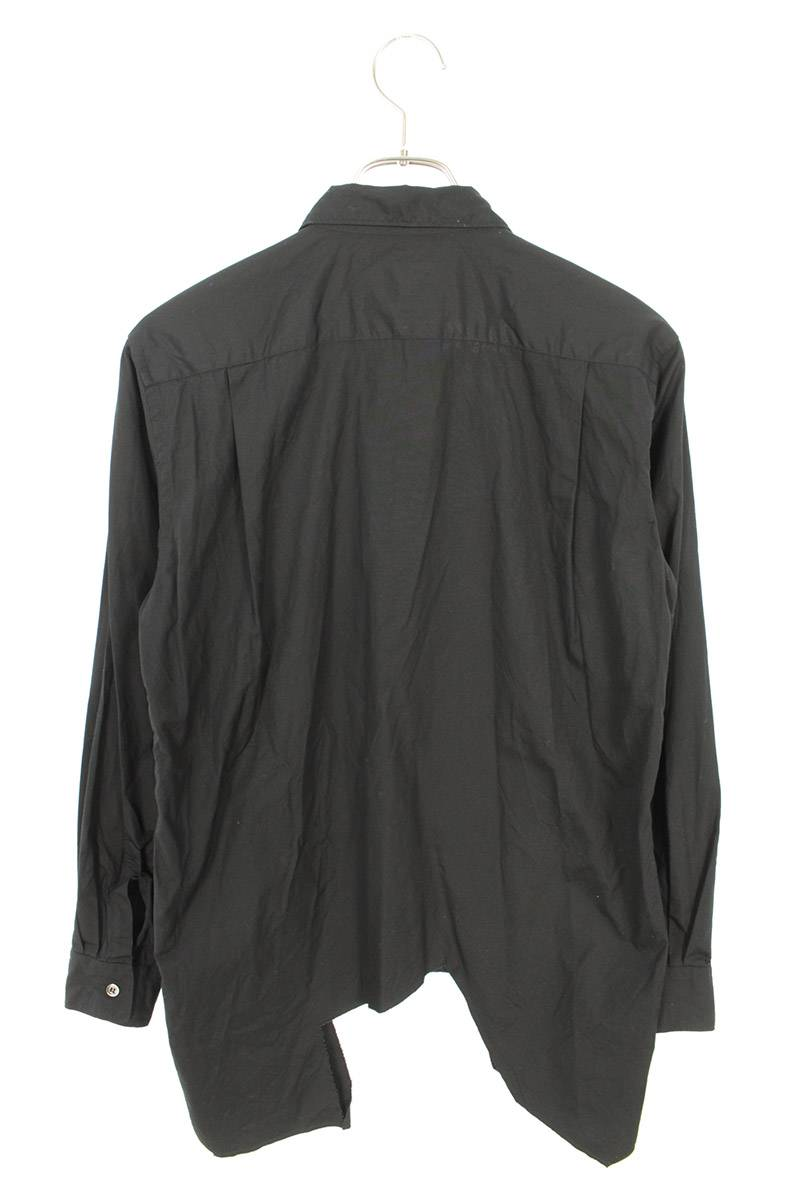 AD2015  燕尾長袖シャツ