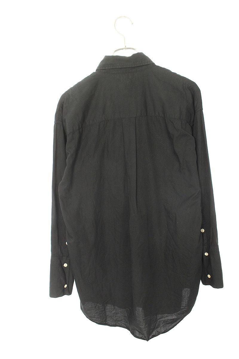 ネクタイデザイン長袖シャツ