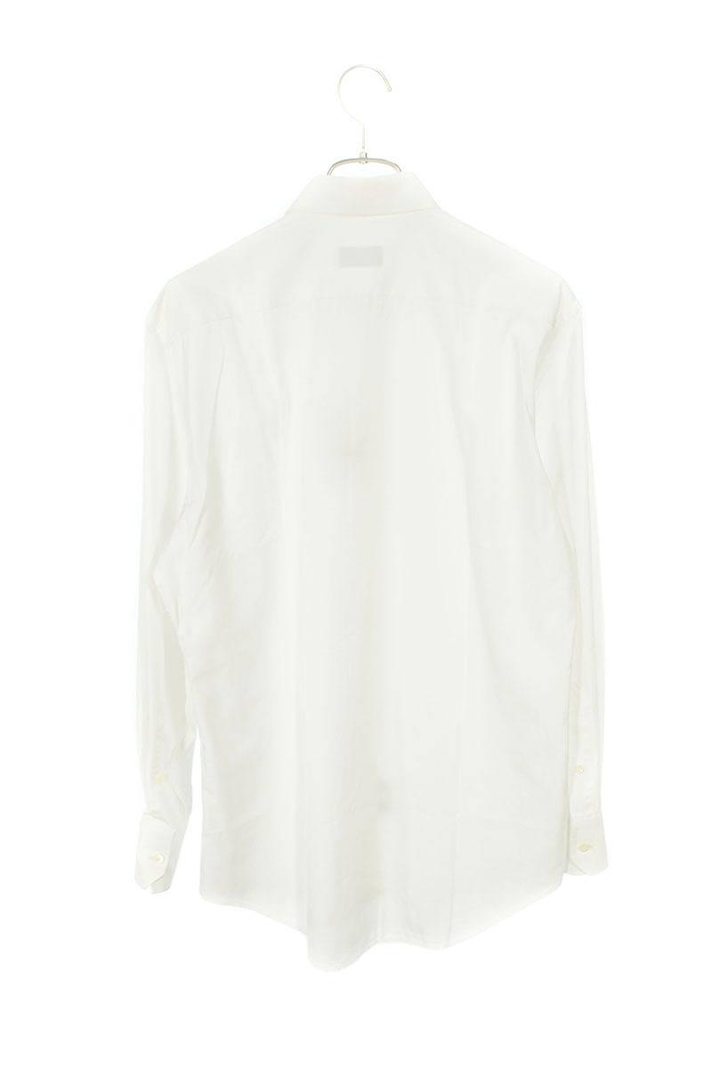 コットンドレス長袖シャツ