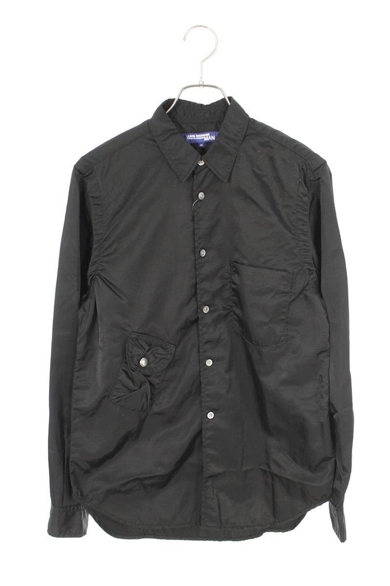 AD2004 ナイロンポケットシャツ