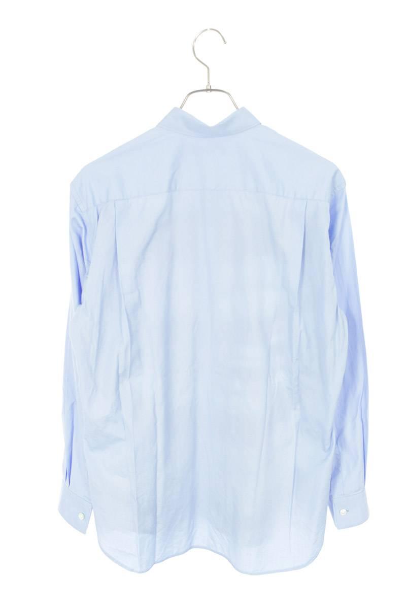 ドットパッチワークシャツ