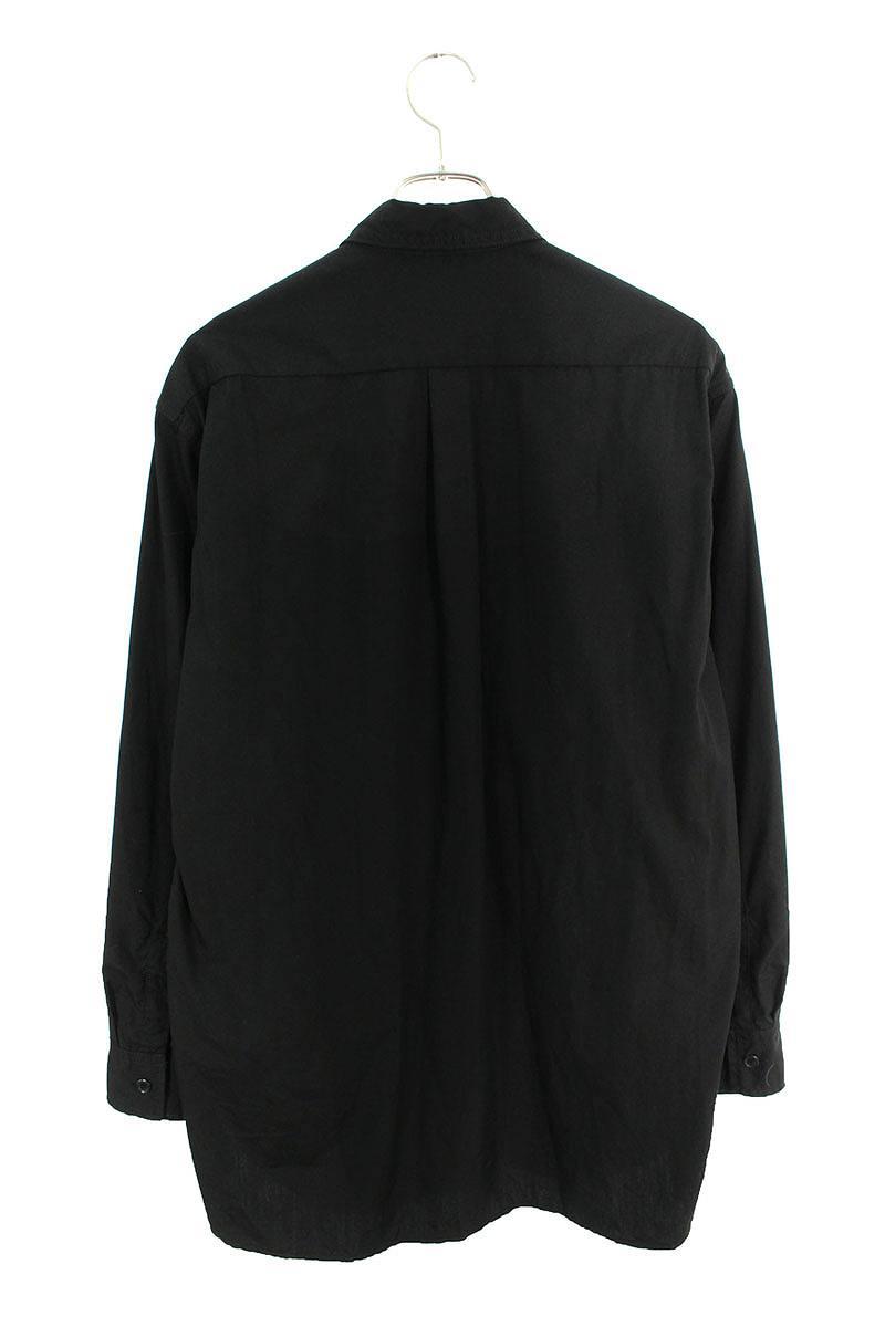 クラシックリングステッチ長袖シャツ