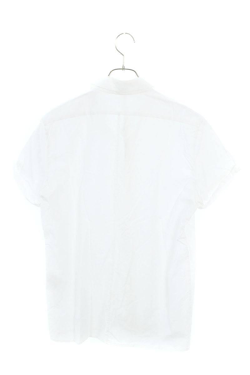 フロントデザイン半袖シャツ