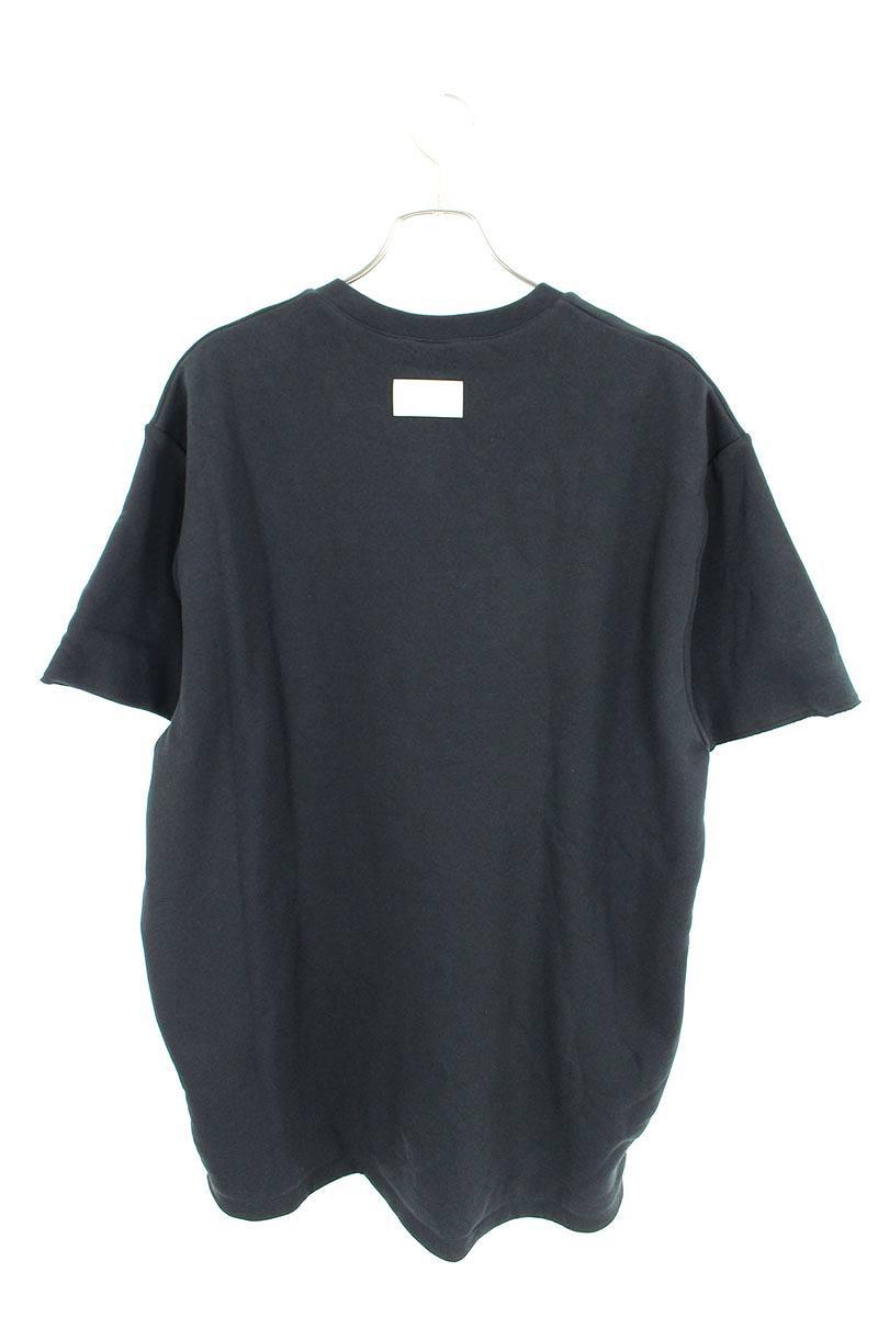 ジップアップスウェット半袖シャツ