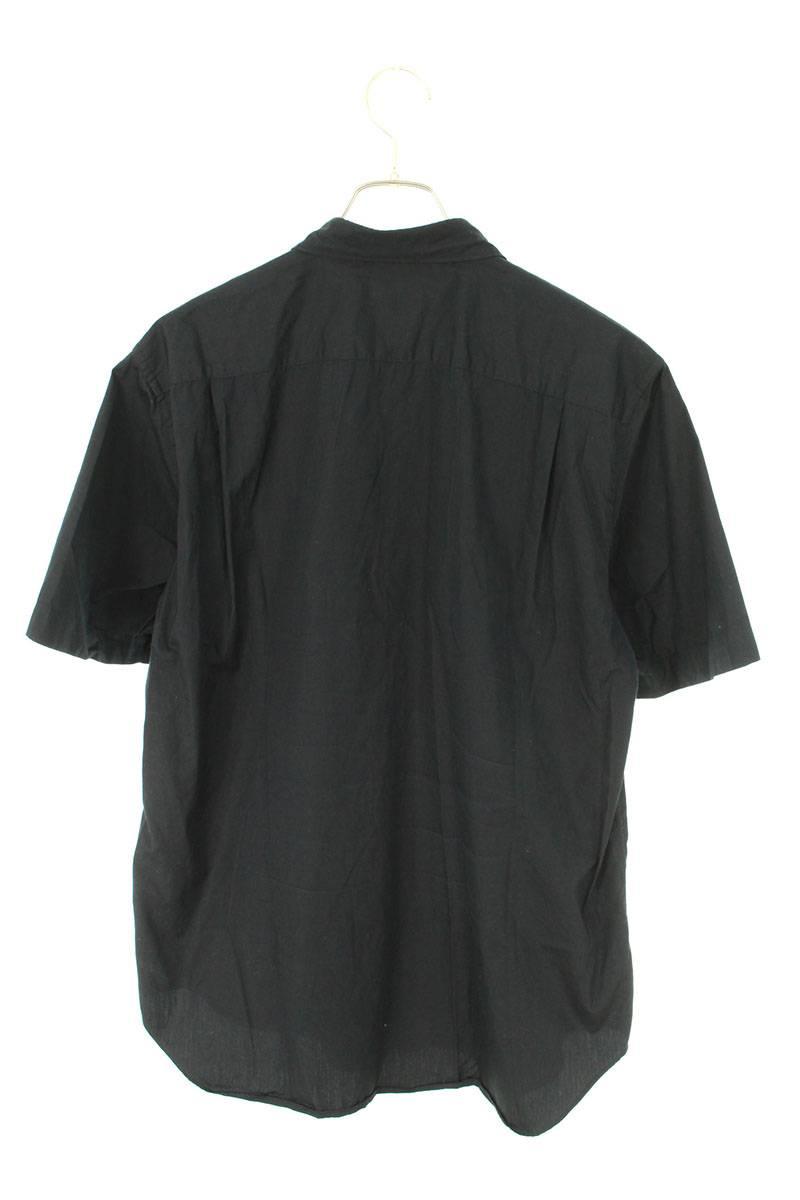 AD2013刺繍デザイン半袖シャツ