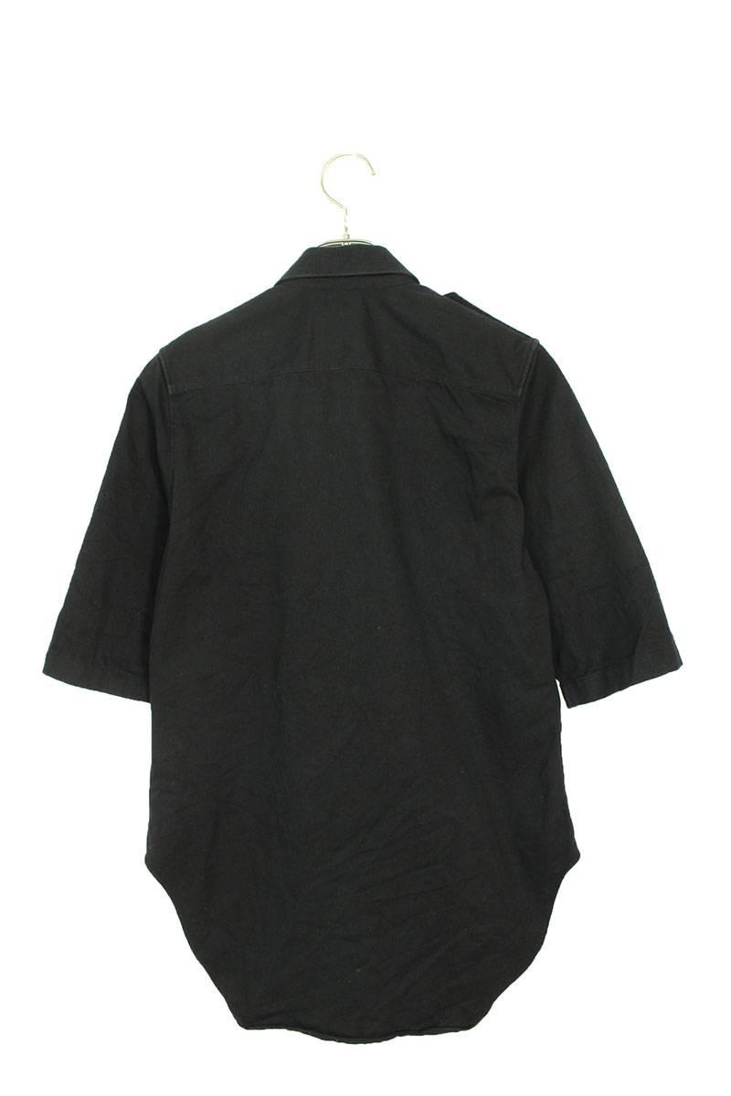 エポレット付半袖シャツ