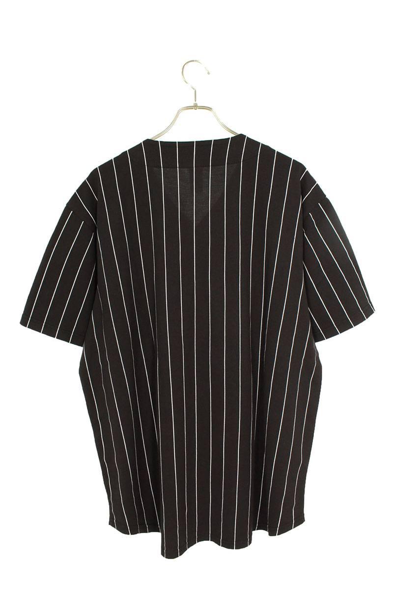 ラブヘイトベースボール半袖シャツ