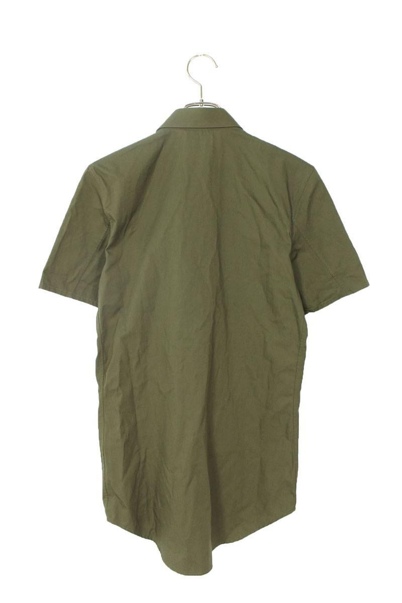 サファリ半袖シャツ