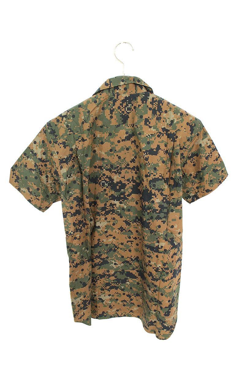 デジカモドット半袖シャツ