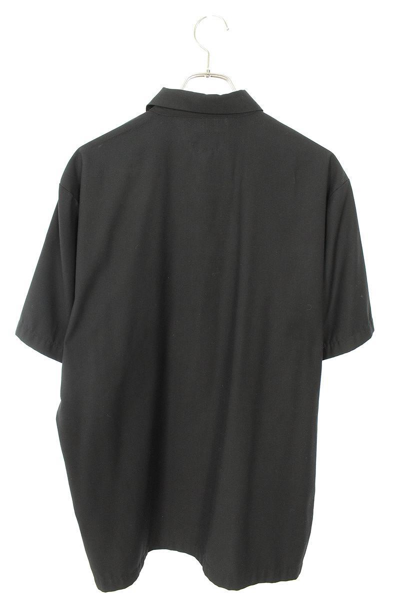 プルオーバー半袖シャツ
