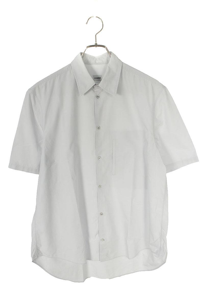 胸ポケット半袖シャツ