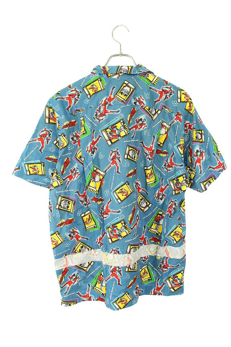 AD2002仮面ライダー半袖シャツ