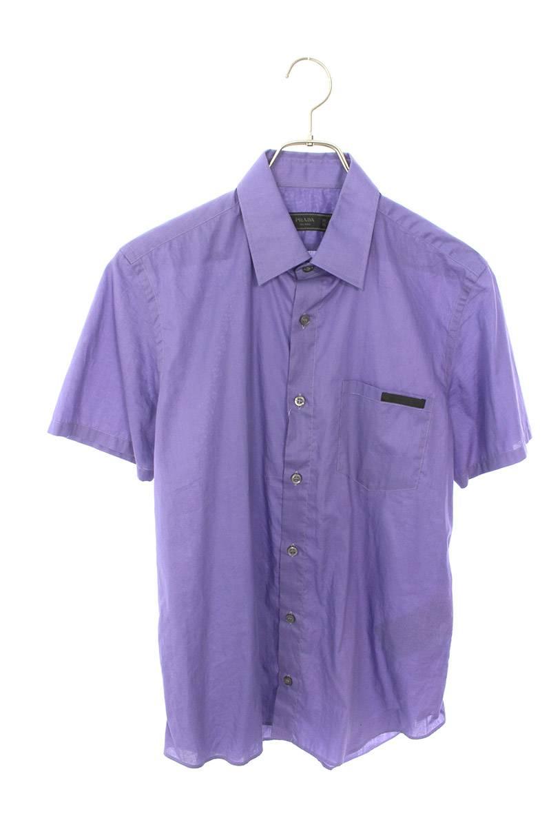 ロゴプレーン半袖シャツ