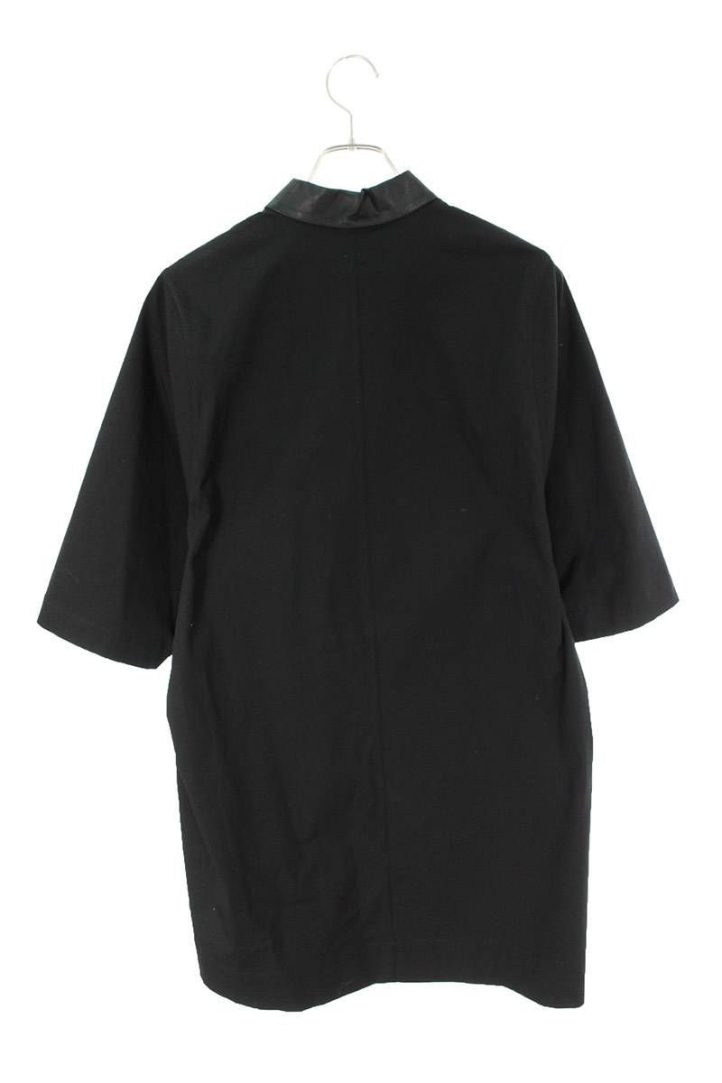ロング丈半袖シャツ