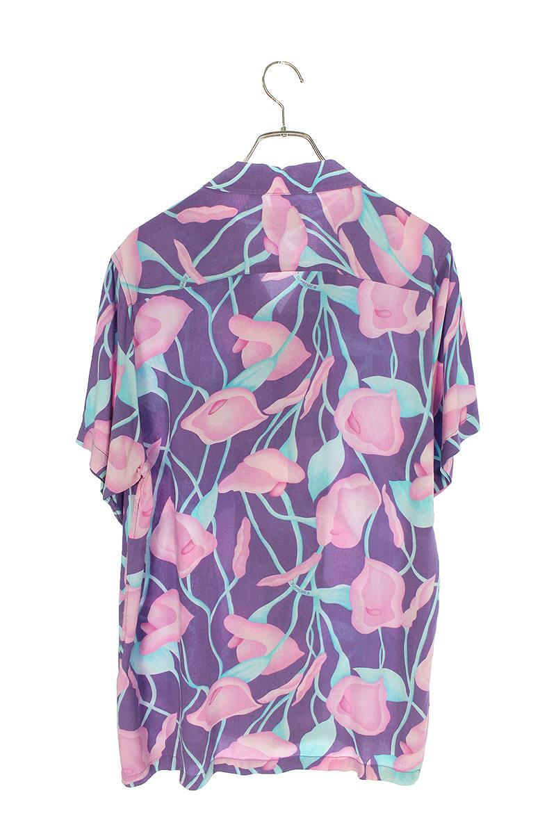リリーレーヨン半袖シャツ
