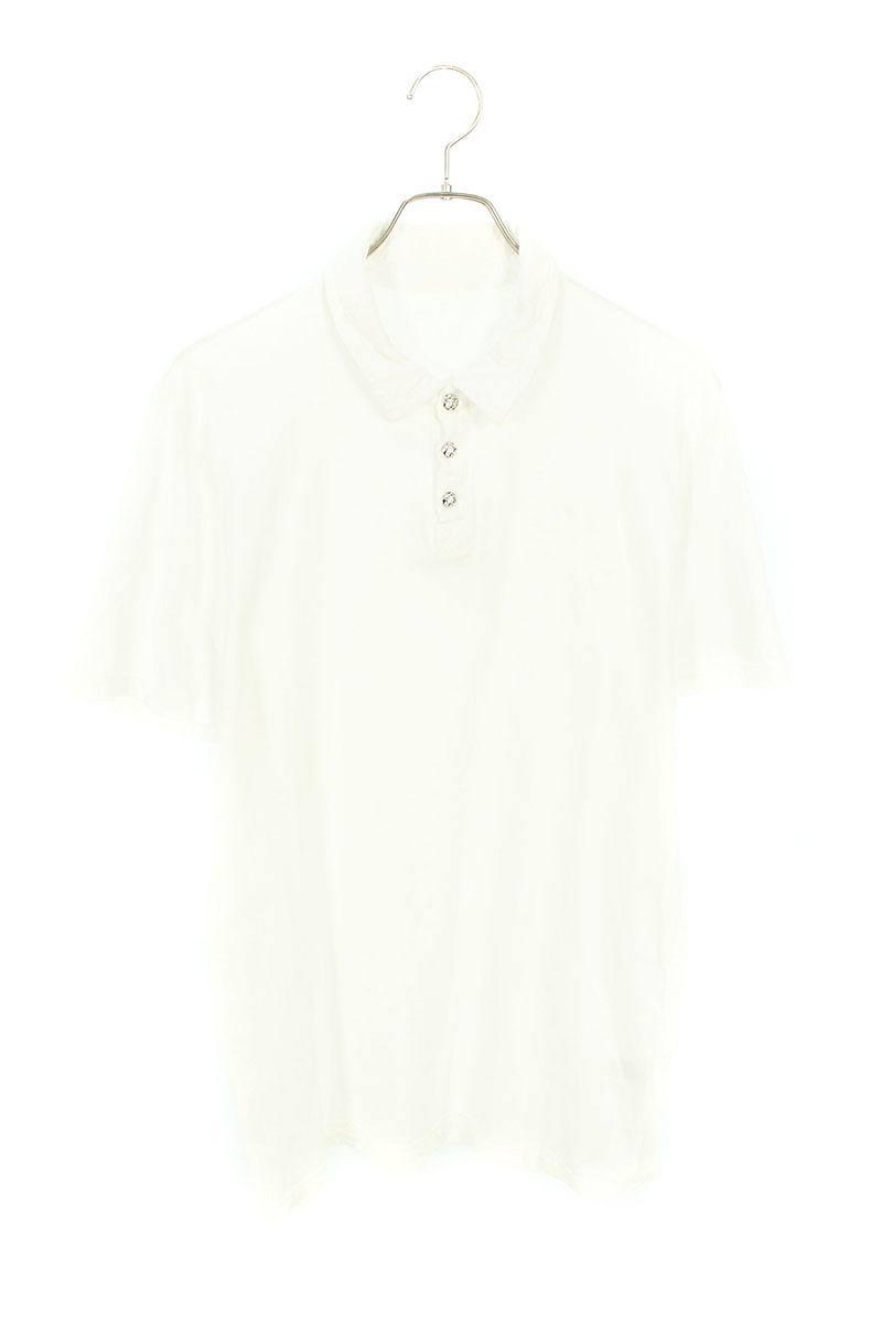 BSフレアボタン半袖ポロシャツ