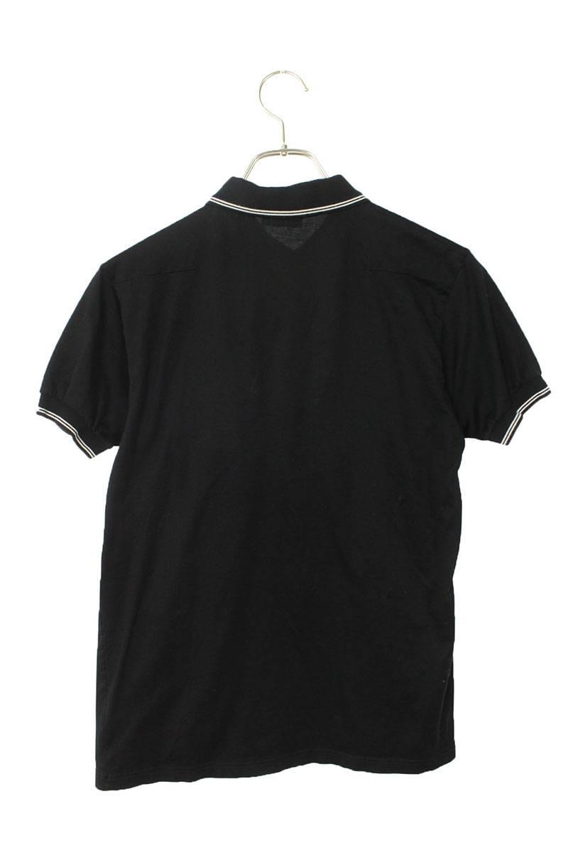 BEE刺繍ポケット付き半袖ポロシャツ