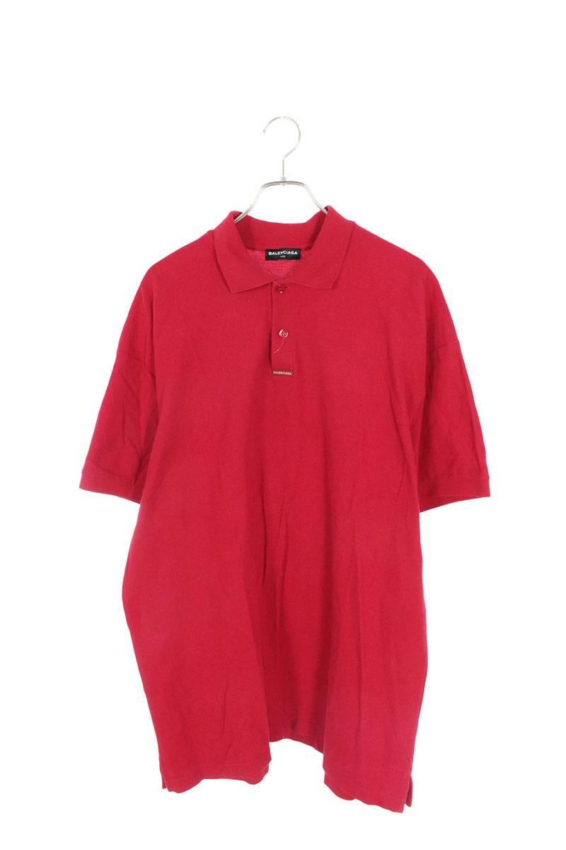 ヨーロッパロゴオーバーサイズド半袖ポロシャツ半袖ポロシャツ