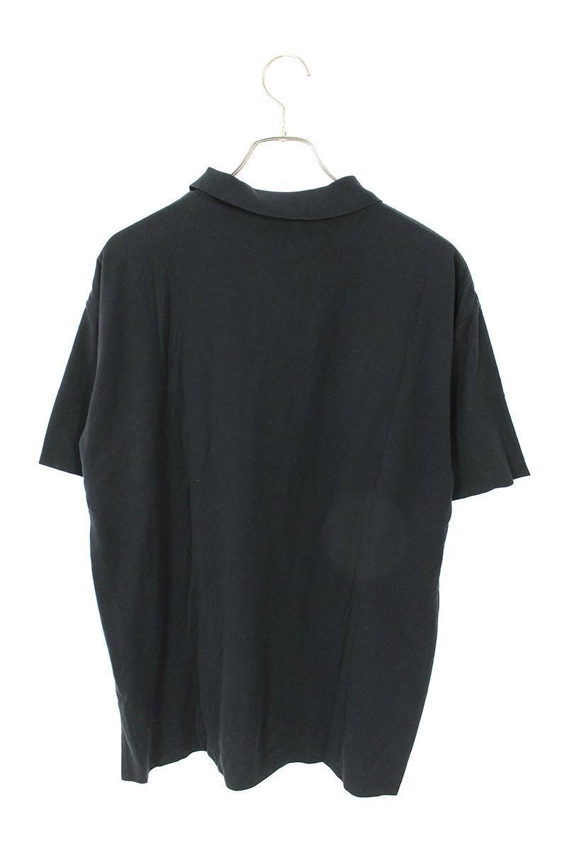 コットン半袖ポロシャツ