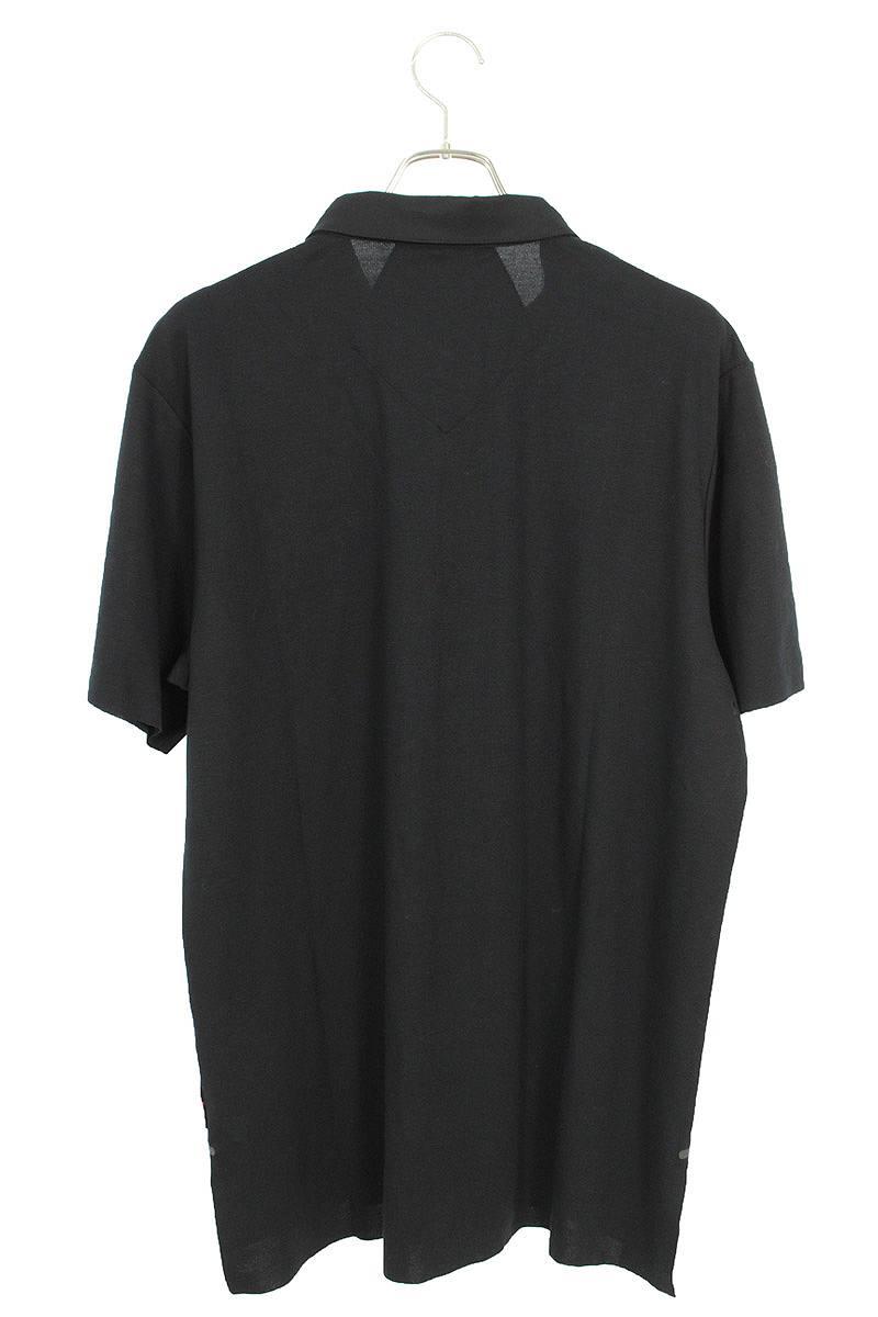 パリサンジェルマンワッペン半袖ポロシャツ