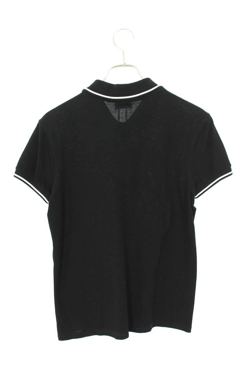 カサンドラ刺繍半袖ポロシャツ
